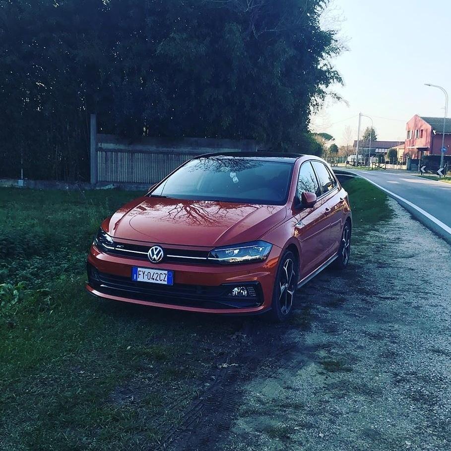 Volkswagen Polo 6th gen.