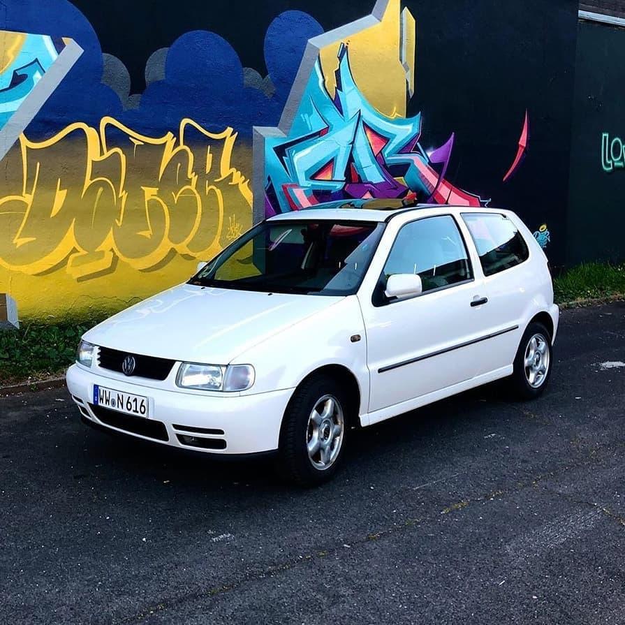 Volkswagen Polo 3rd gen. 6N