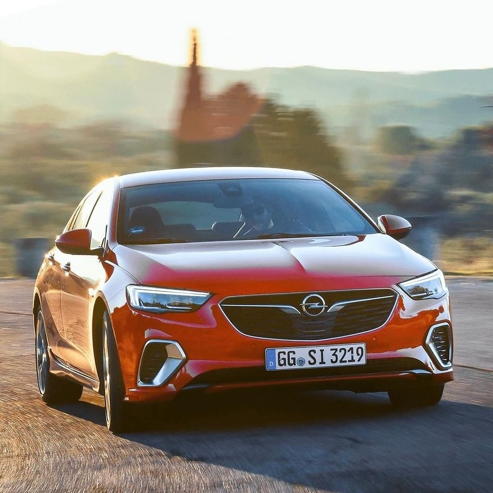 Opel Insignia Grand Sport B