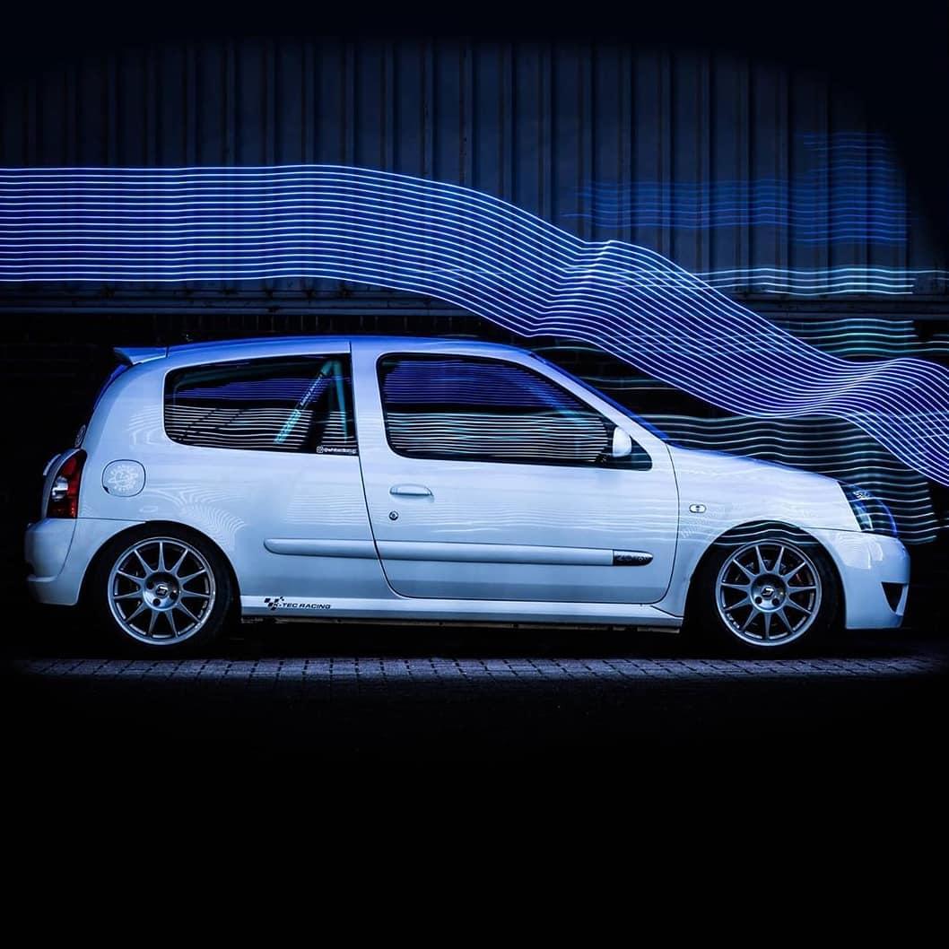 Renault Clio 2nd gen. RS 182