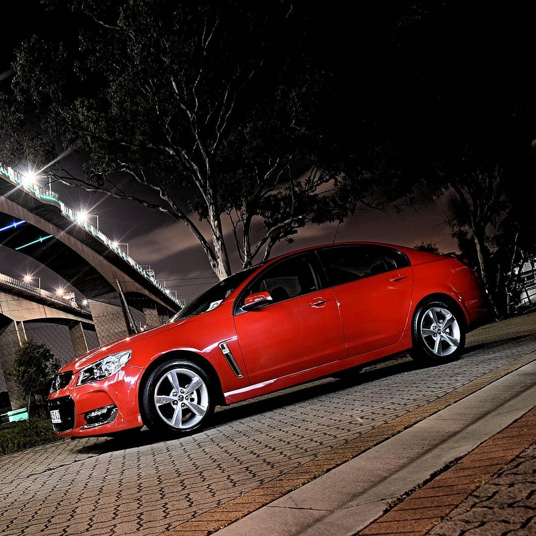 Holden VF Commodore