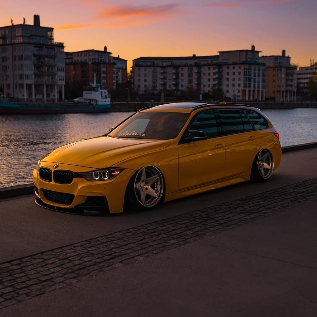 BMW 3 Series 6th gen. F30 and F31 facelift 2015