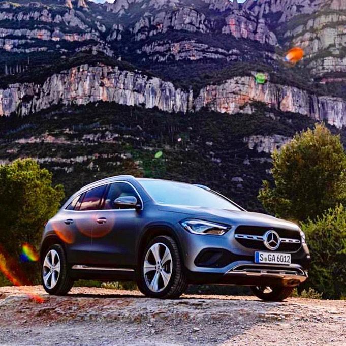 Mercedes-Benz GLA H247