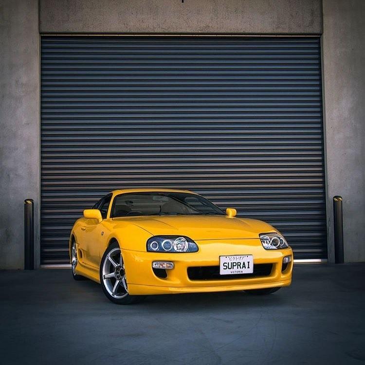Toyota Supra 4th gen. (MK4)