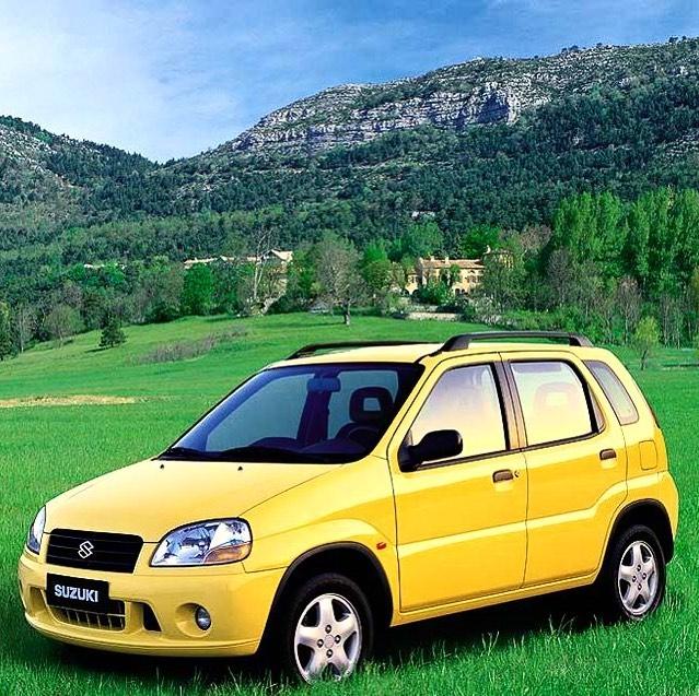 Suzuki Ignis 1st gen. FH