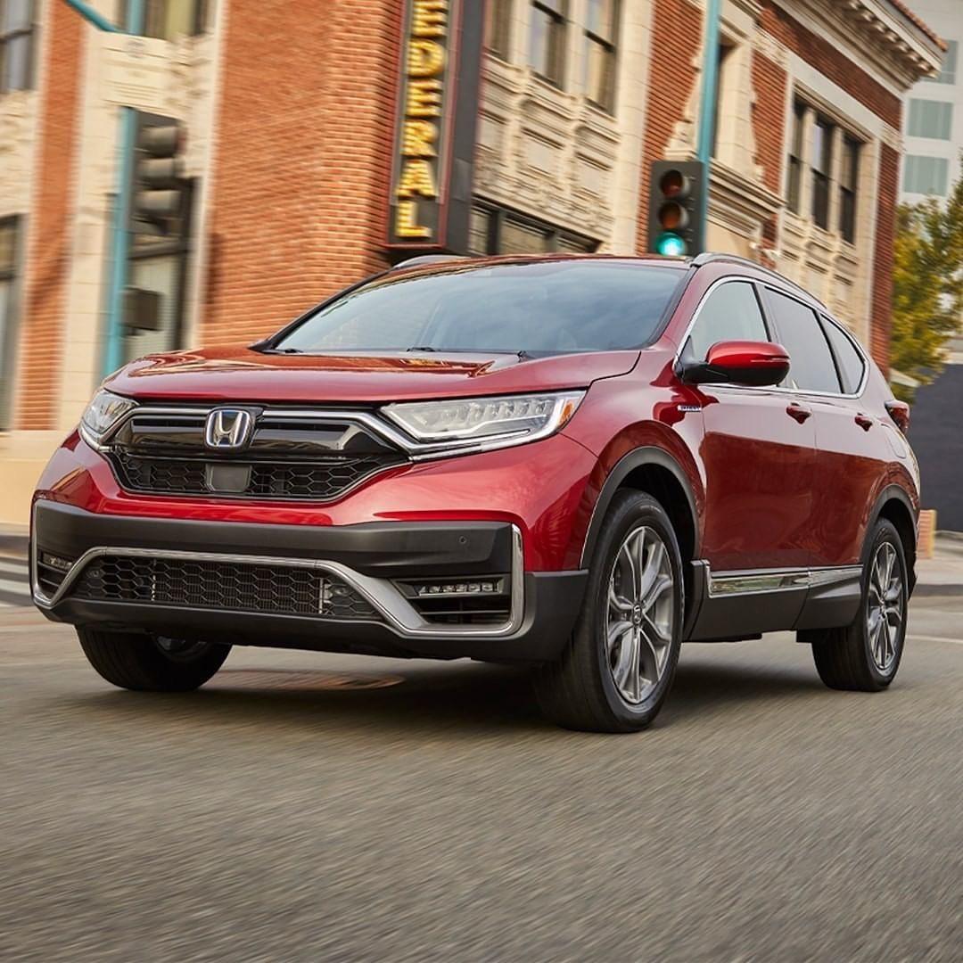 Honda CRV 5th gen.