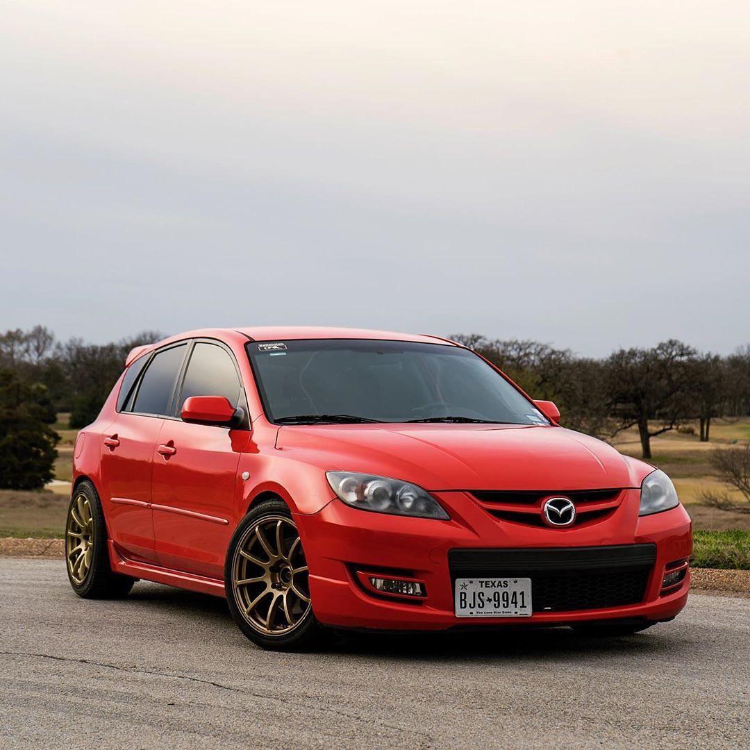 Mazda 3 1st gen. BK