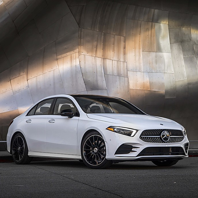 Mercedes-Benz A-Class W177 and V177