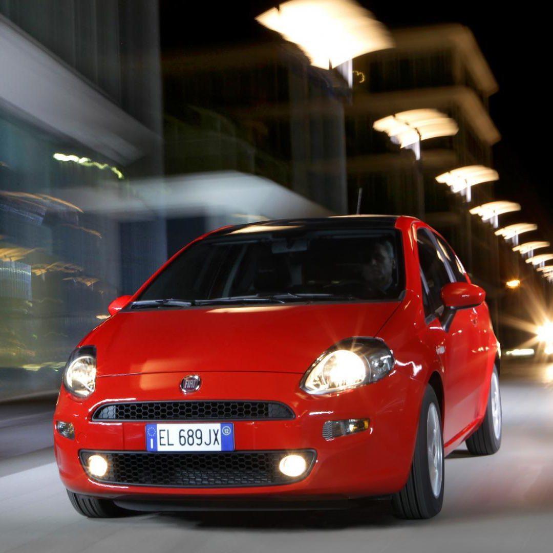 """Fiat """"Grande"""" Punto 3rd gen."""