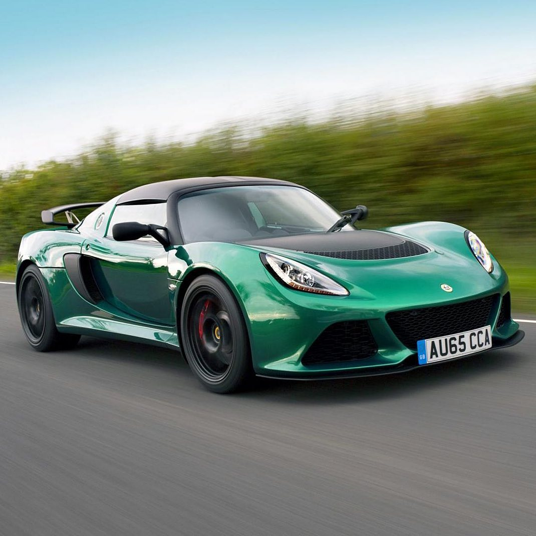 Lotus Exige 3rd gen.