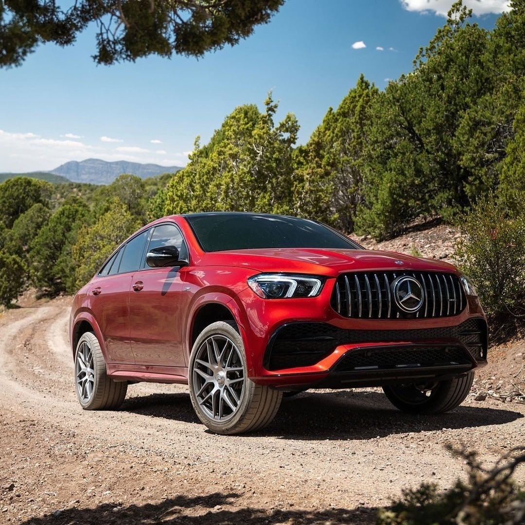 Mercedes-Benz GLE and GLE Coupe