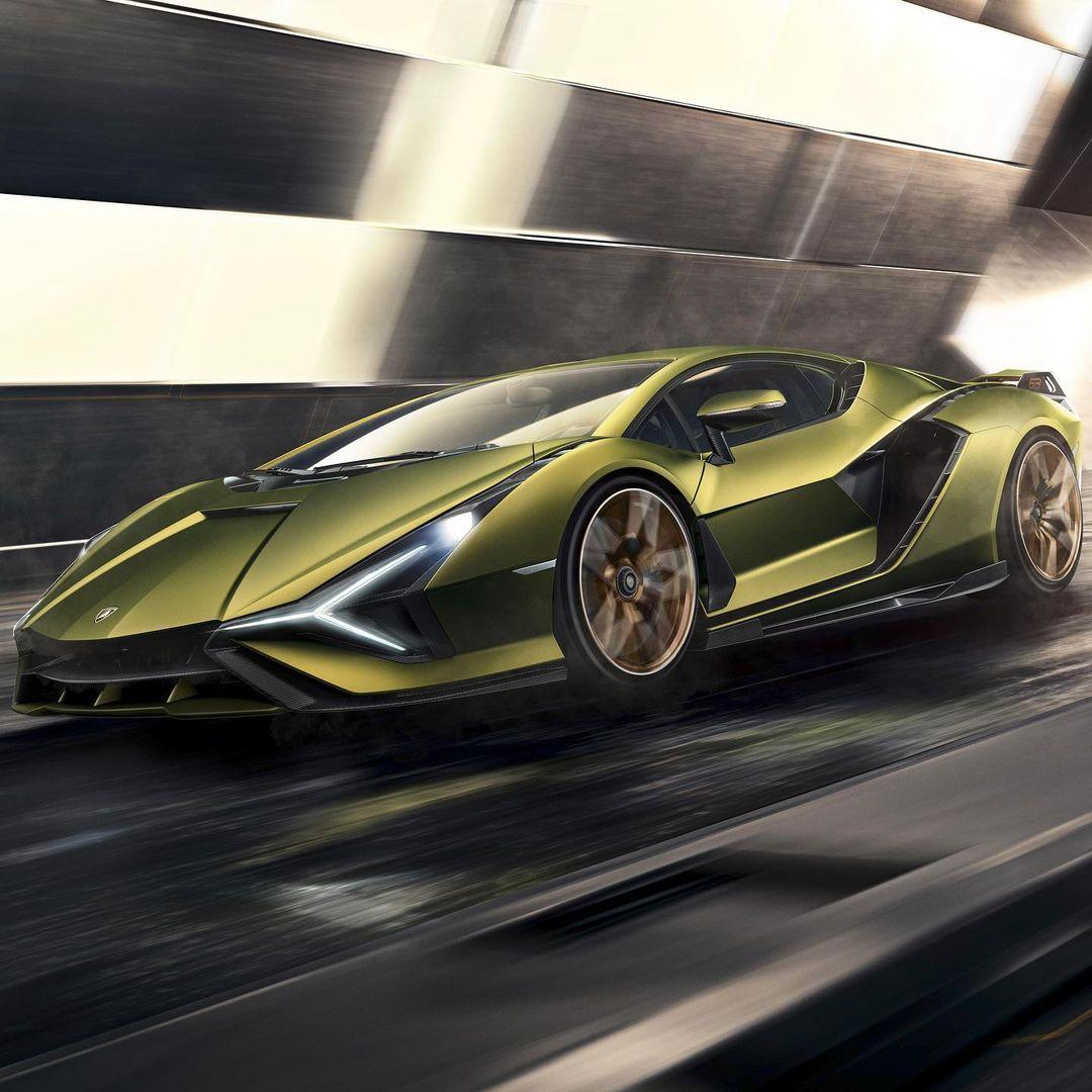 Lamborghini Sián (FKP37)