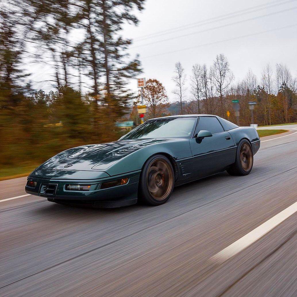 Chevrolet Corvette C4 Coupe and Convertible