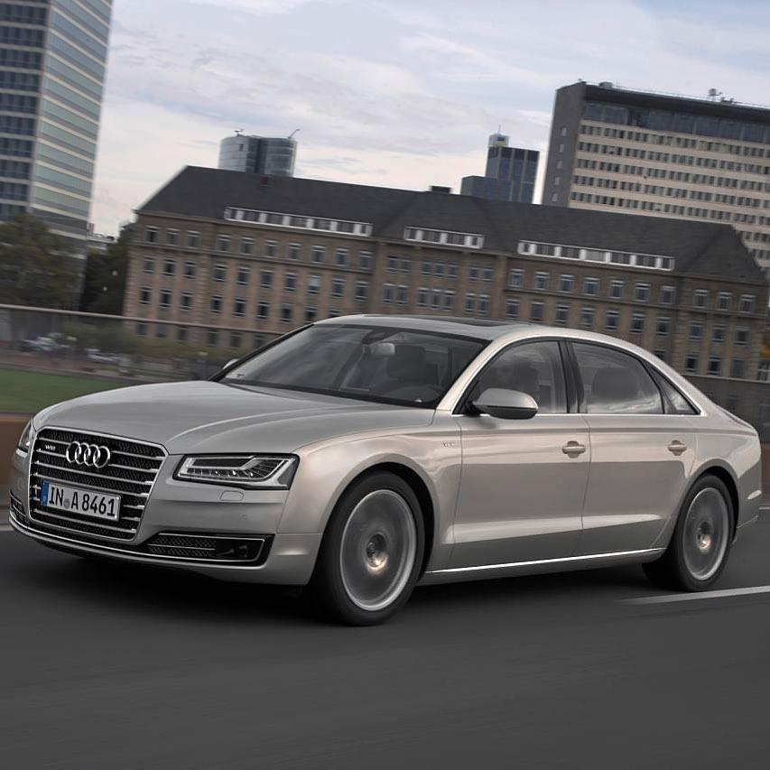 Audi A8 3rd gen. D4
