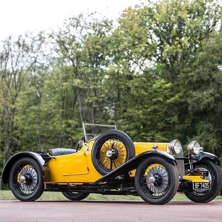 Aston Martin 1½-Litre Sports (S-Type)