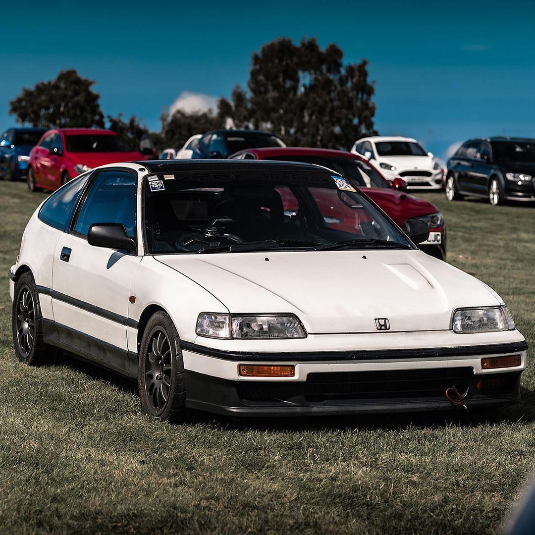 Honda CRX 2nd gen. (ED, EE)