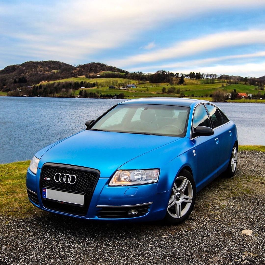 Audi A6 3rd gen. C6