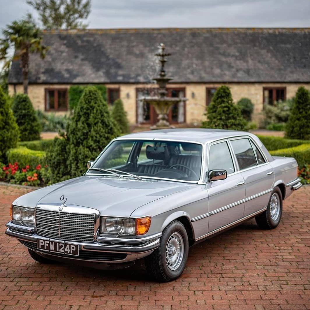 Mercedes-Benz S-Class 1st gen. W116