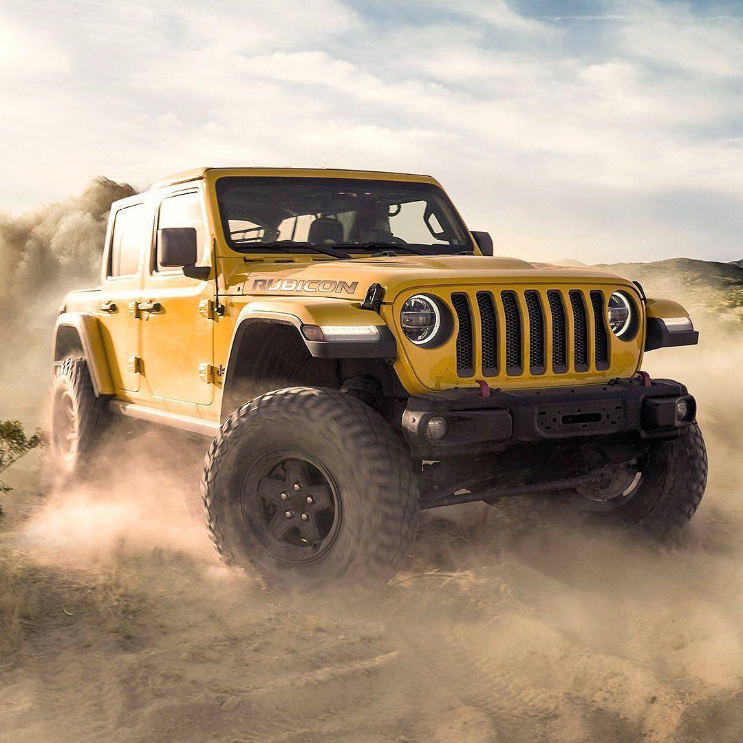 Jeep Wrangler 4th gen. JL