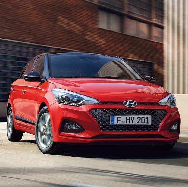 Hyundai i20 2nd gen. GB