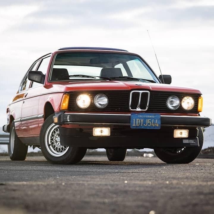 BMW 3 Series 1st gen. E21