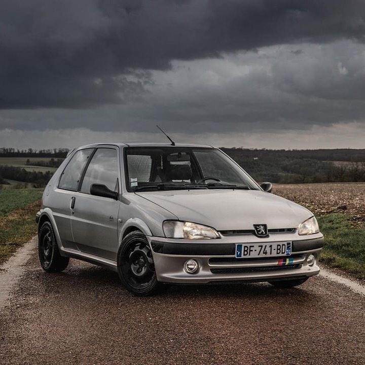 Peugeot 106 2nd gen.