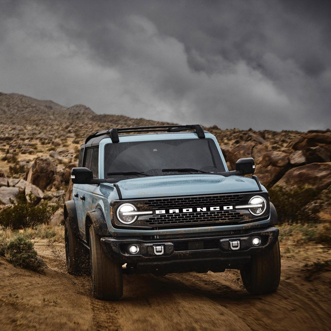 Ford Bronco 6th gen. and Bronco Sport