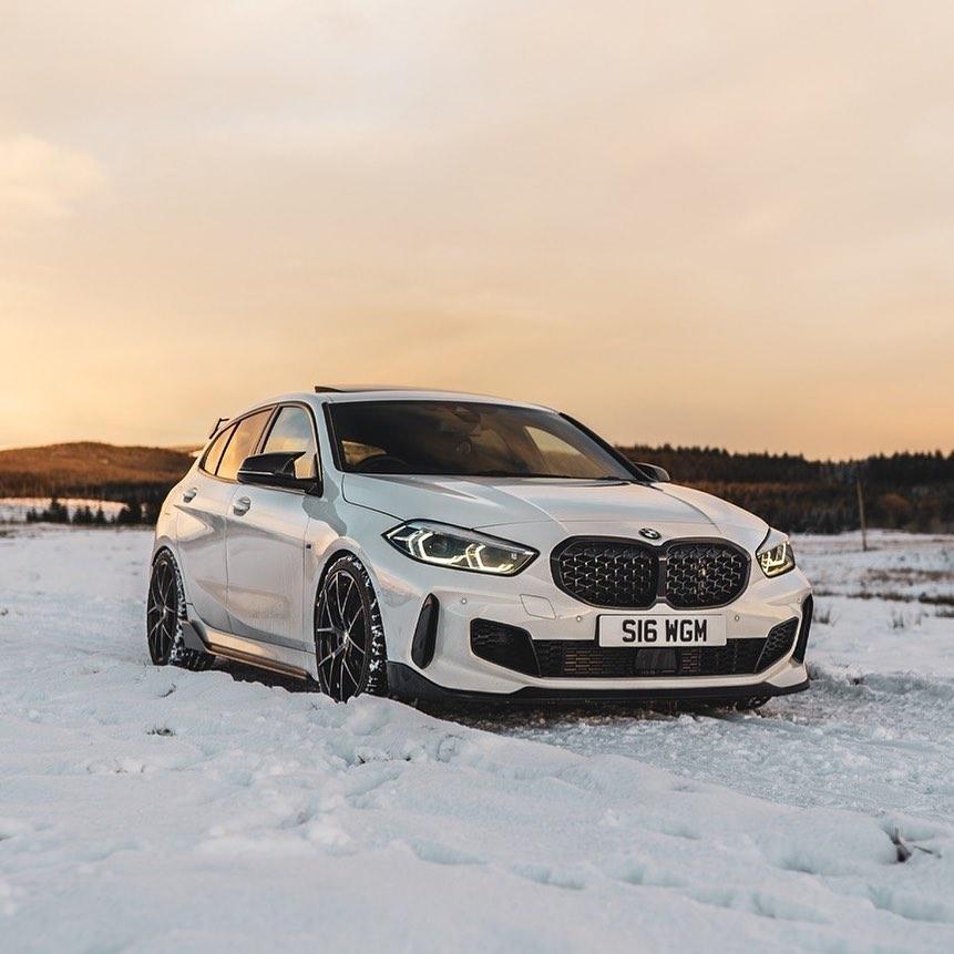 BMW 1 Series 3rd gen. F40