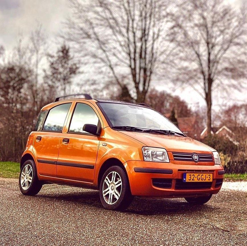 Fiat Panda 2nd gen. (169)