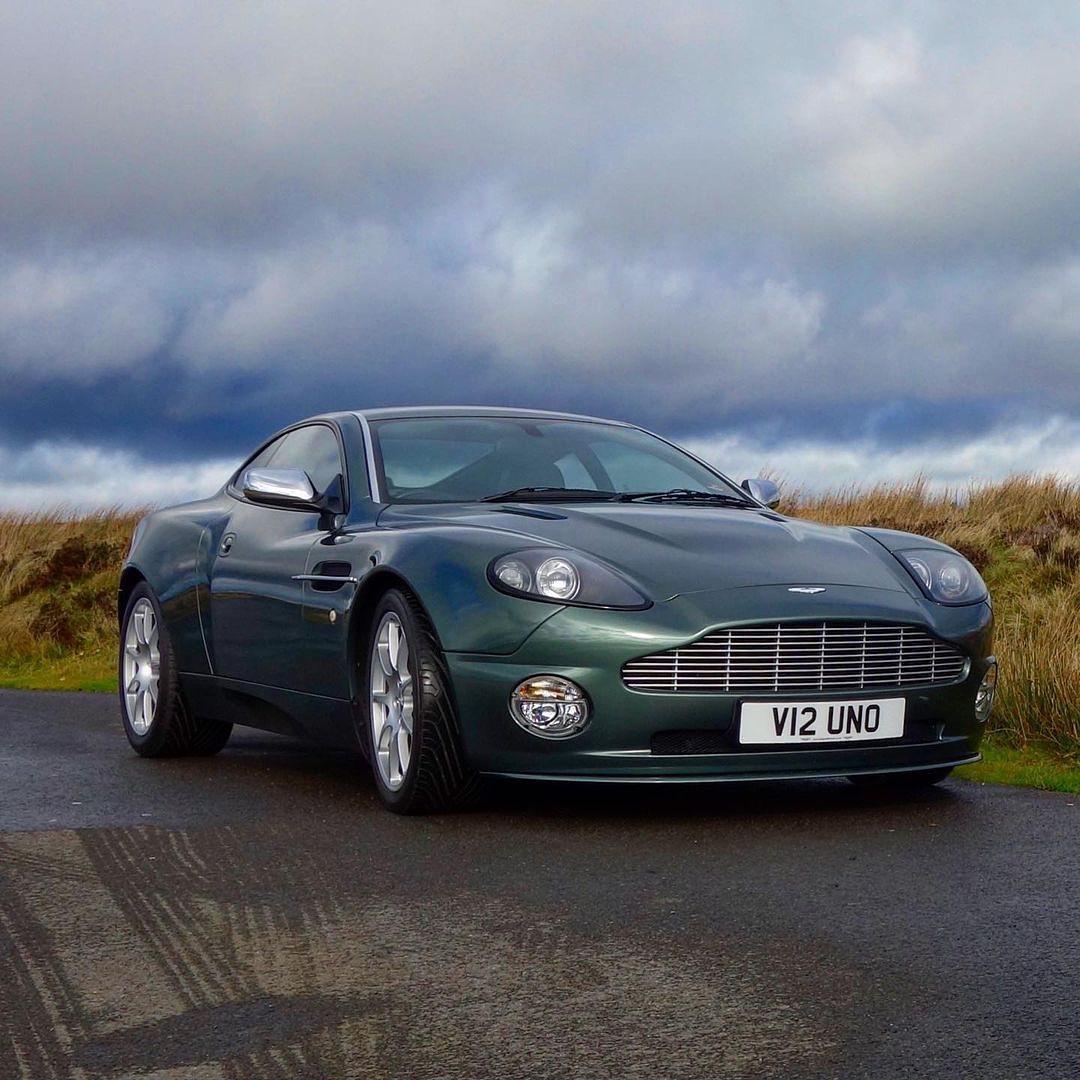 Aston Martin Vanquish 1st gen.