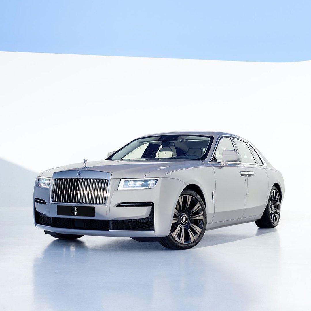 Rolls-Royce Ghost 2nd gen. SWB and EWB