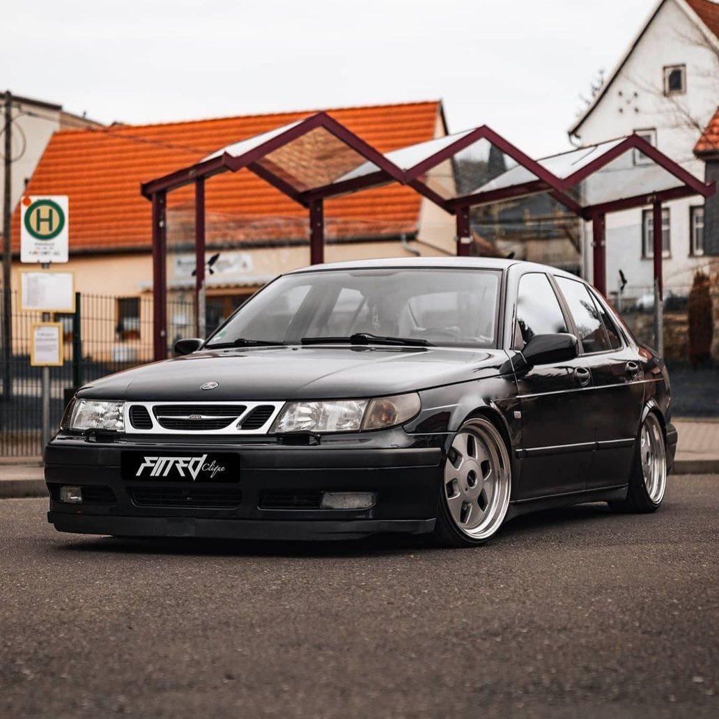 Saab 9-5 1st gen.