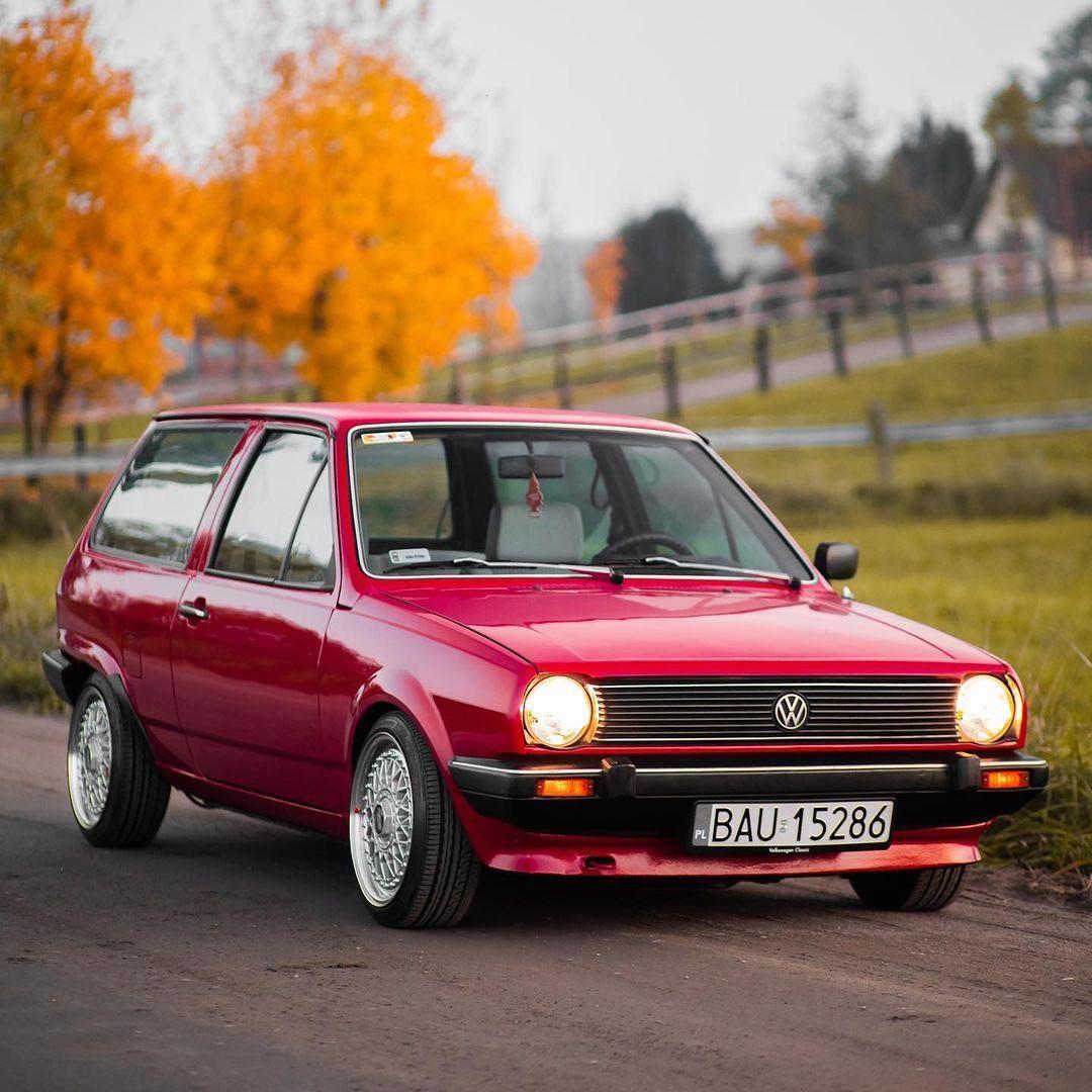 Volkswagen Polo 2nd gen. (86C)
