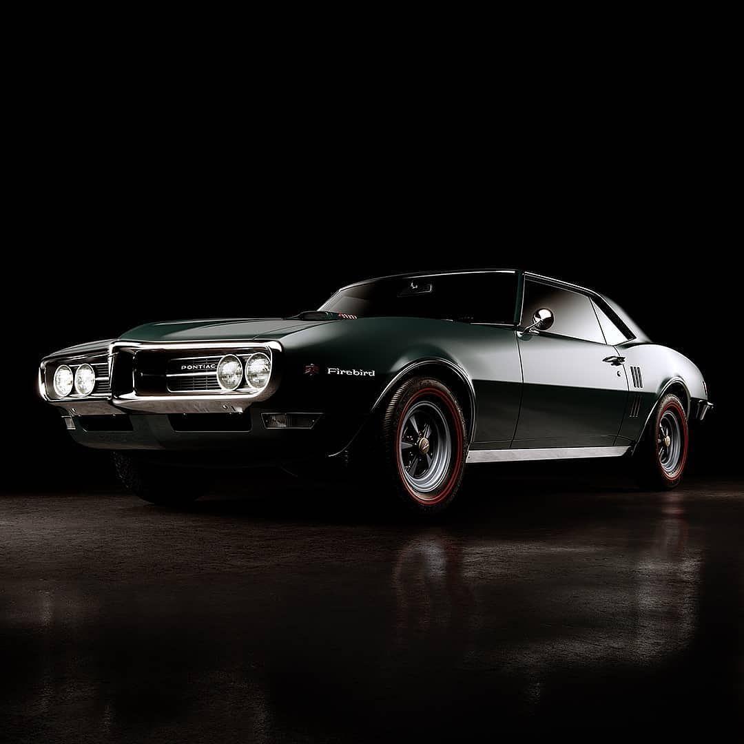 Pontiac Firebird 1st gen.
