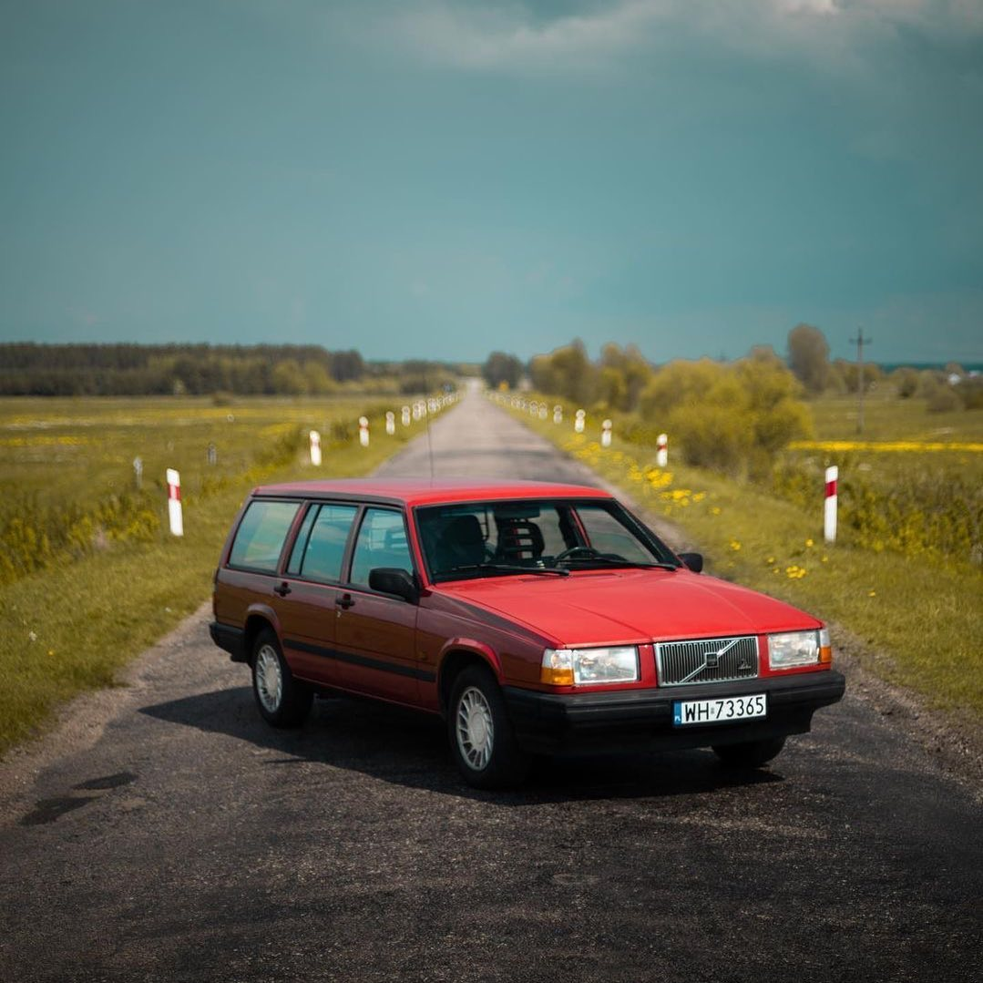 Volvo 740 Series (744 and 745)