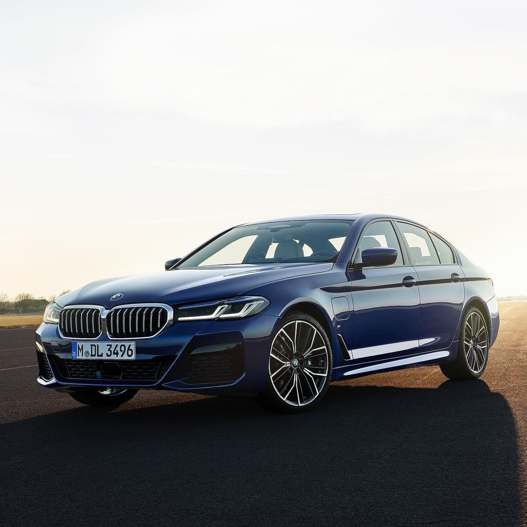 BMW 5 Series 7th gen. (G30, G31 and G32)