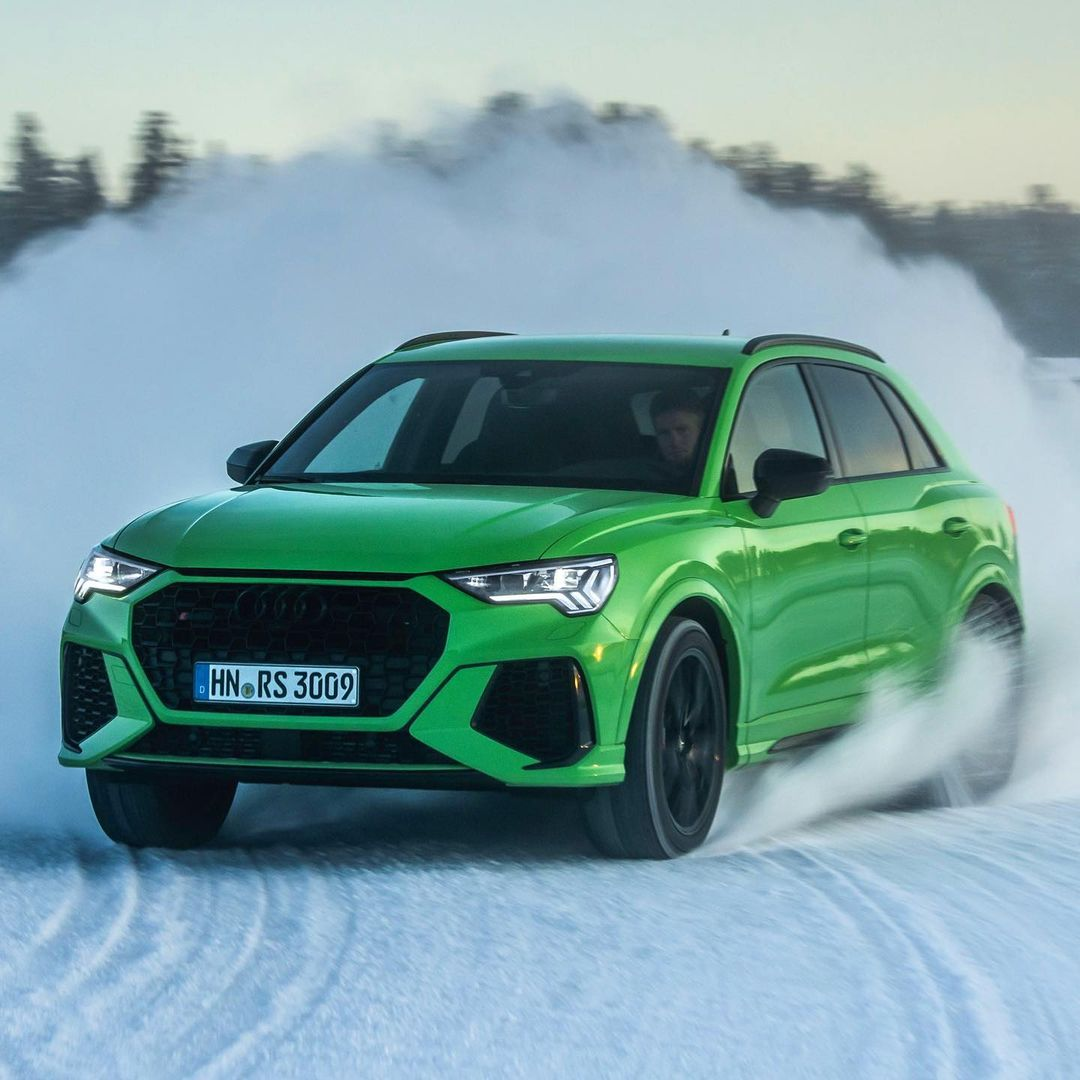 Audi RSQ3 and RSQ3 Sportback 2nd gen. (F3)