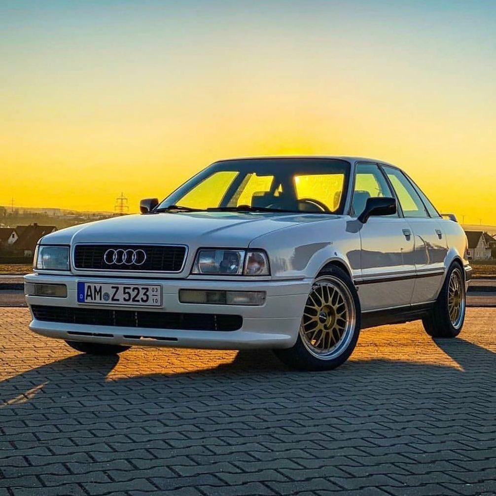 Audi 80 4th gen. B4