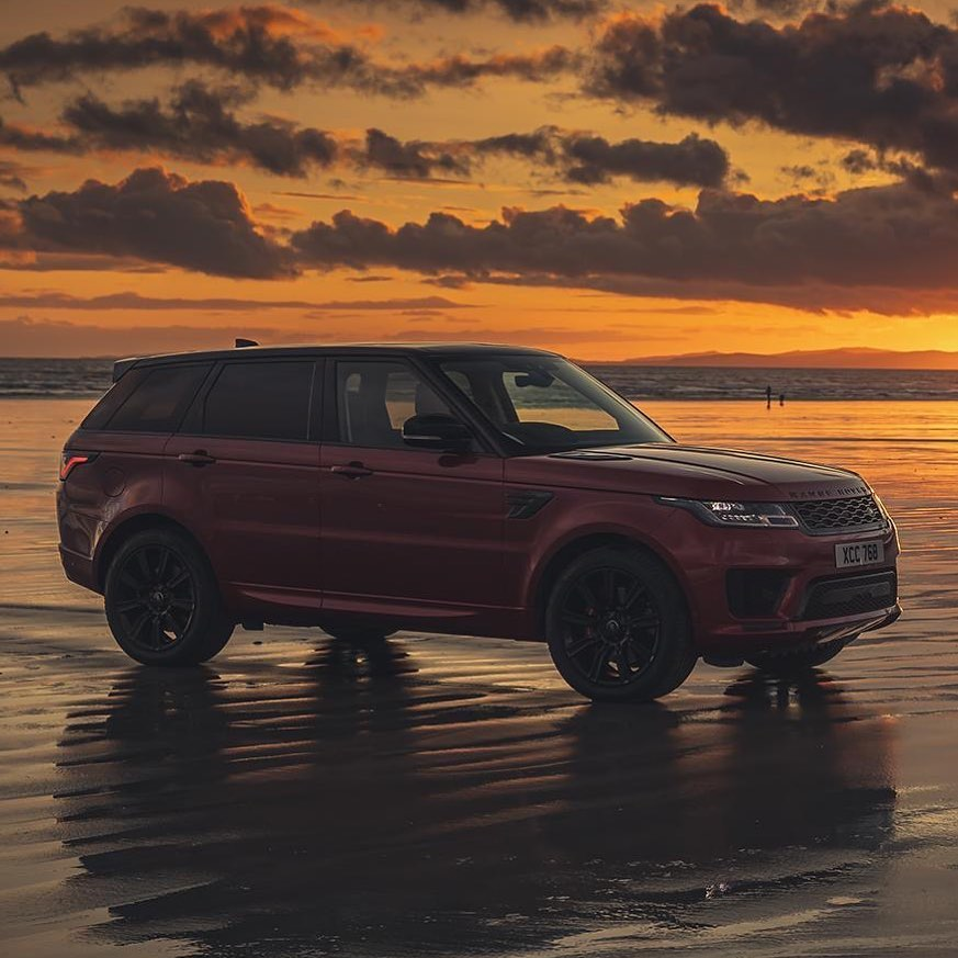 Land Rover Range Rover Sport 2nd gen.