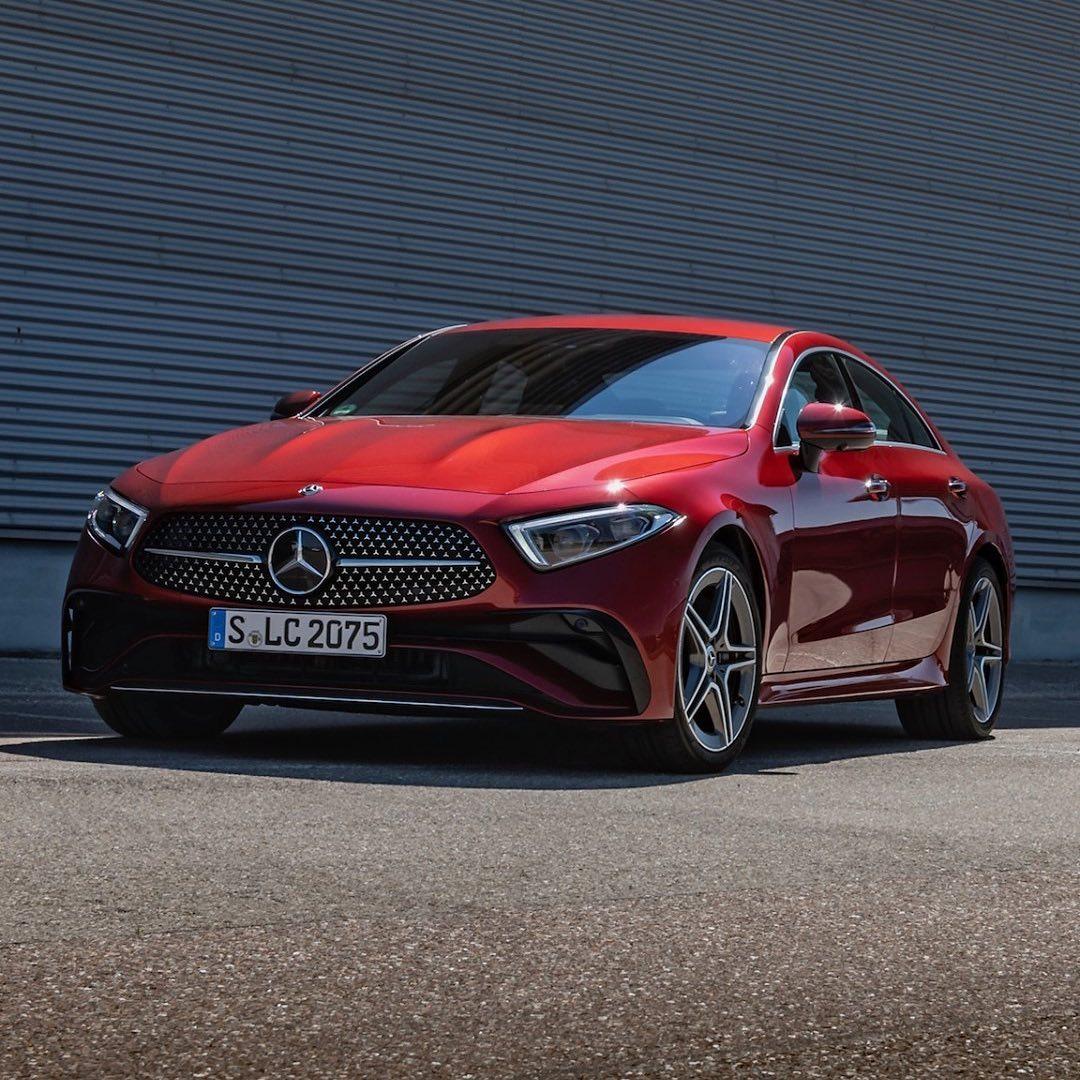 Mercedes-Benz CLS-Class 3rd gen. (C257)
