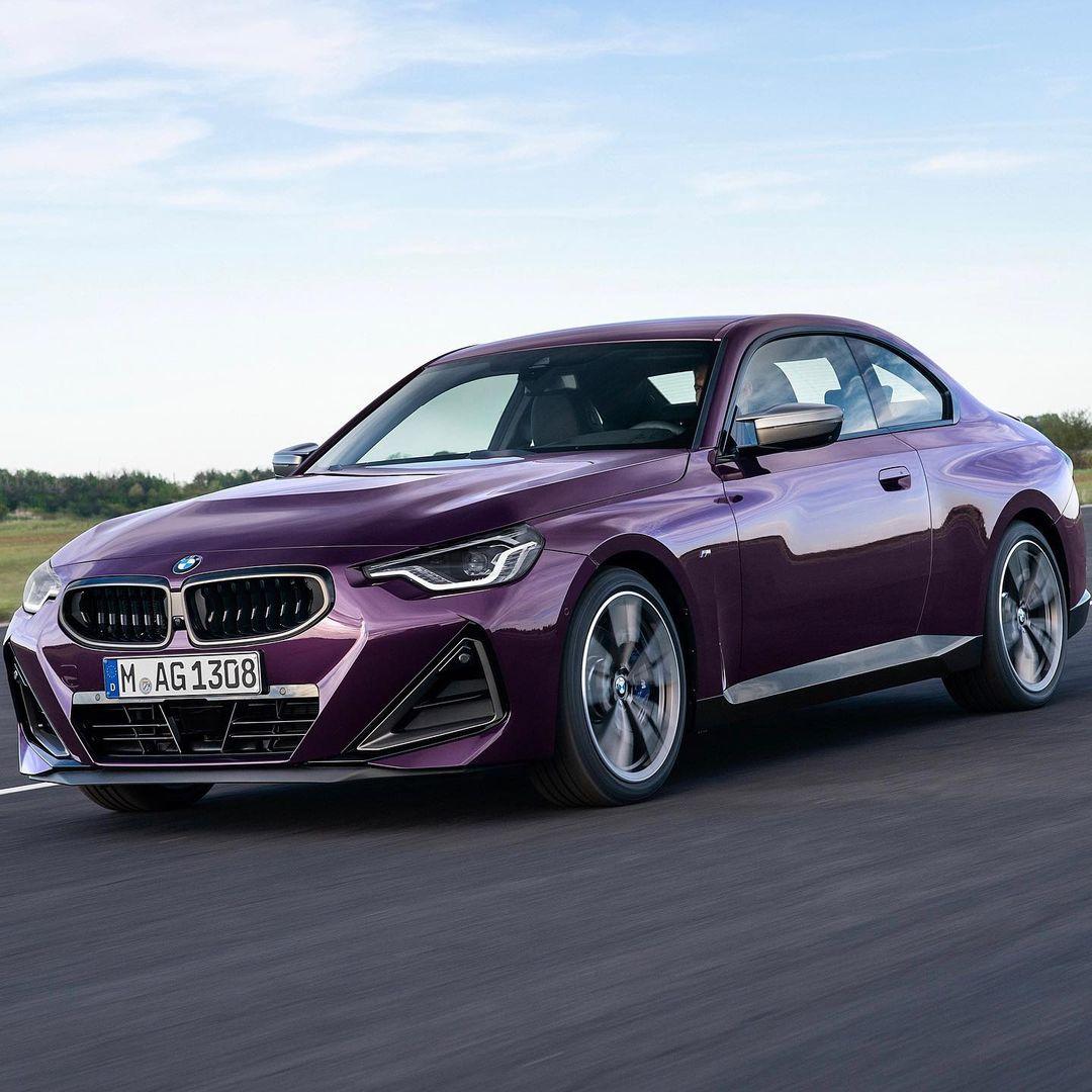 BMW 2 Series 2nd gen. G42