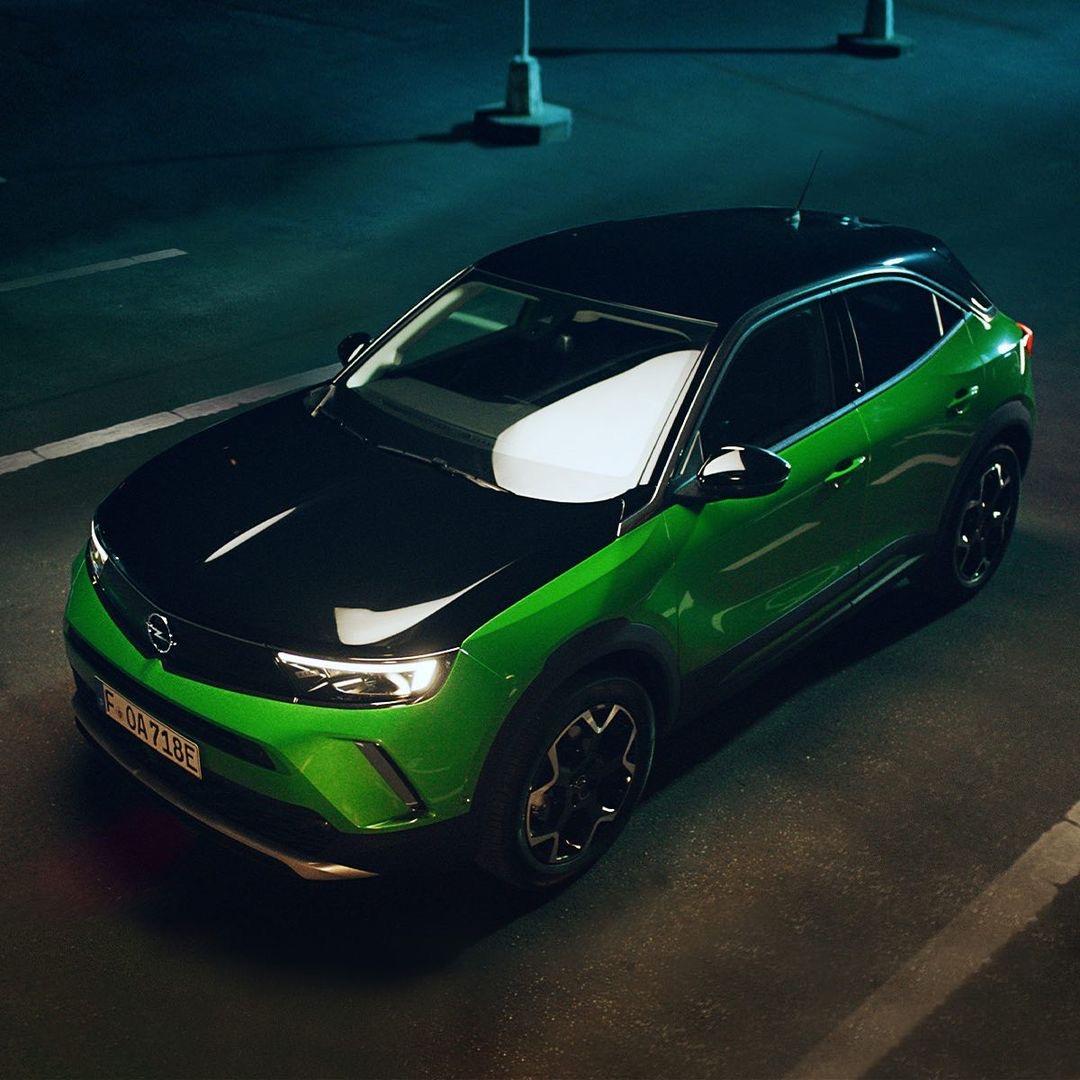 Opel Mokka B