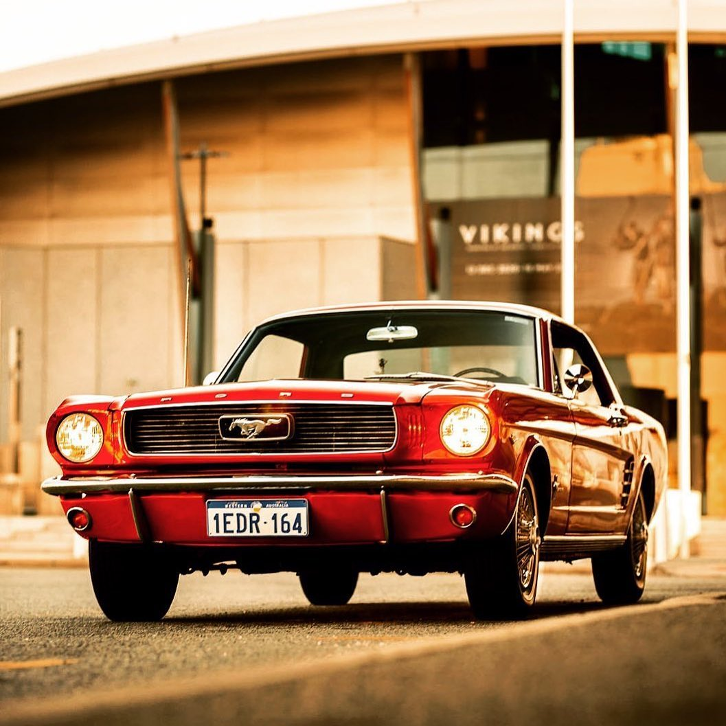 Ford Mustang 1st gen.