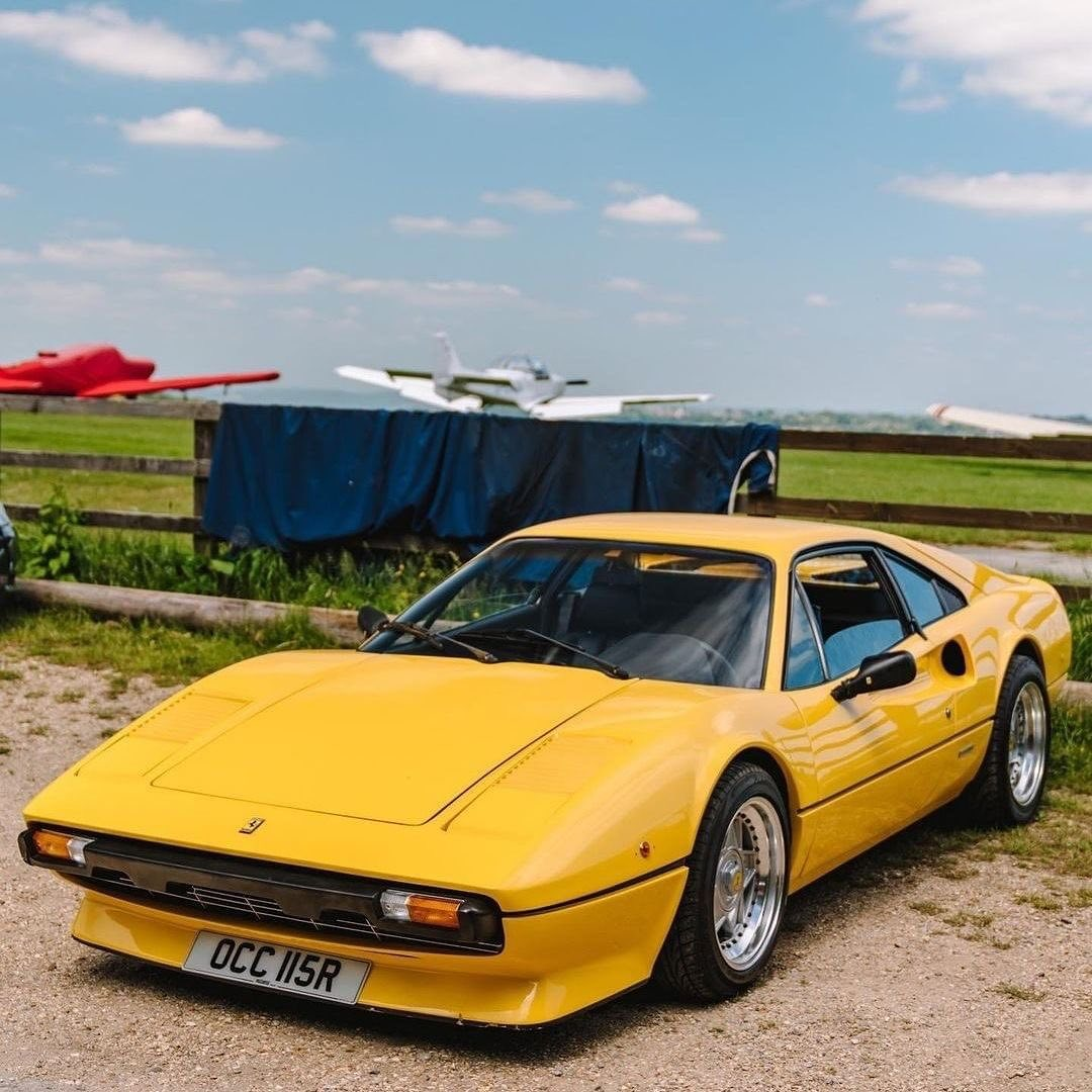 Ferrari 308 GTB and GTS